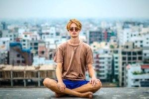 йога-ланч, дневная йога